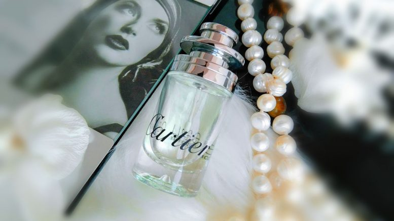 Cartier Eau de Concentree