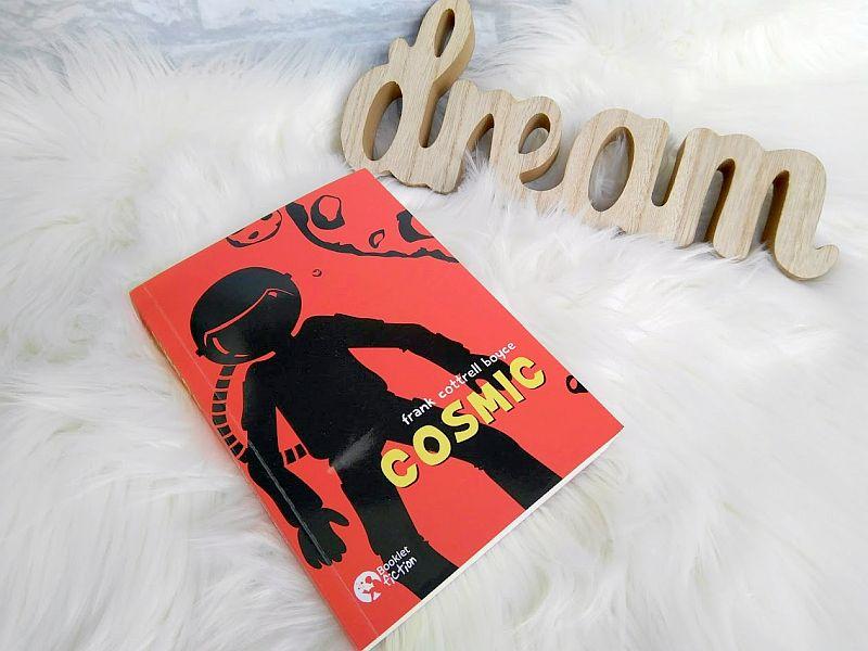 Cosmic de Frank Cottrell Boyce