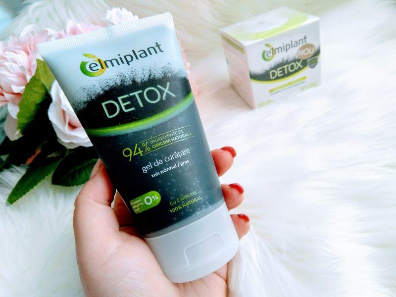 Gel de curatare Detox de la elmiplant