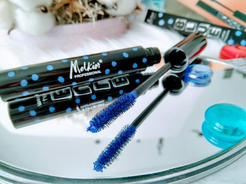 Mascara blue Melkior