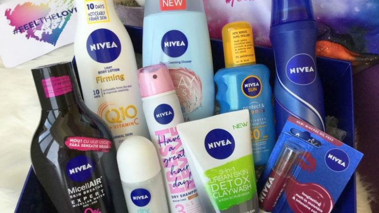 NIVEA beauty box