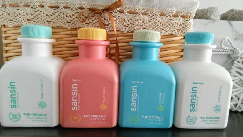 detergent Sansin