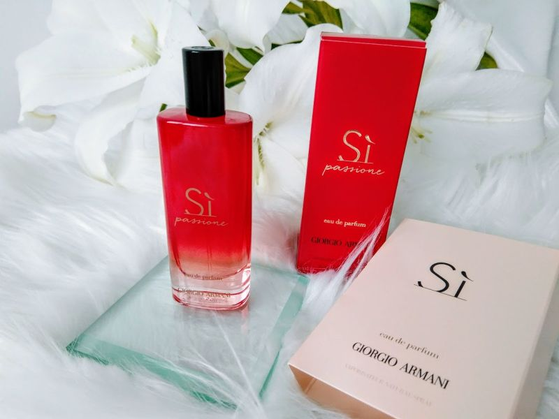 Si Passione by Armani, review