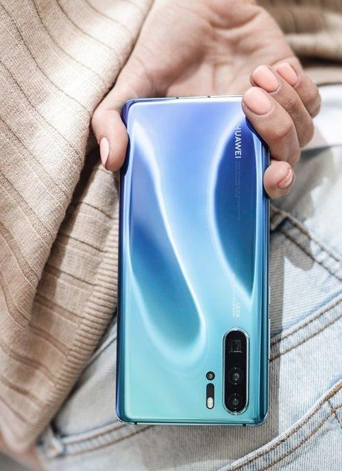 Huawei P30 PRO culoare aurora