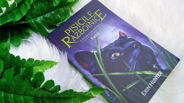 Pisicile Razboinice XV - Exilul de Erin Hunter