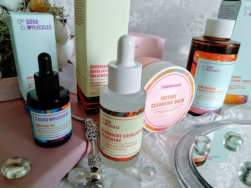 Good Molecules Products Review