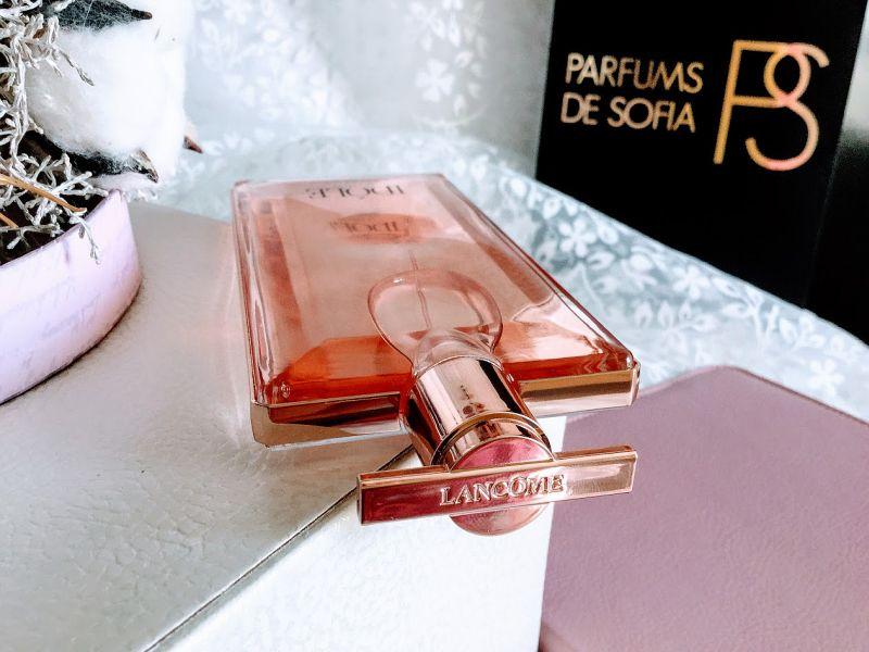 capac flacon parfum Idole de Lancome