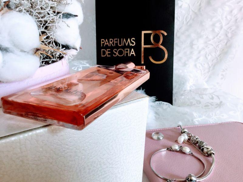 grosime flacon parfum Idole de Lancome