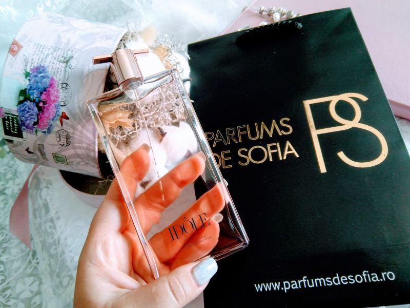 pret parfum Idole de Lancome in Parfums de Sofia