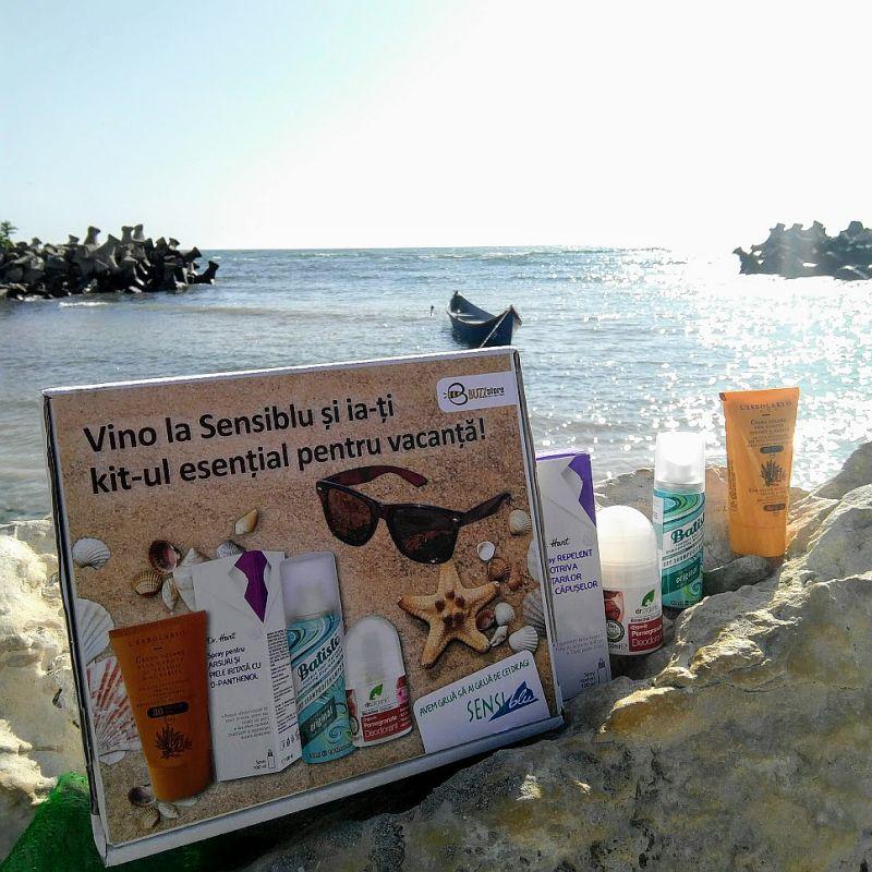 produse farmacia sensiblu KIT de vacanță