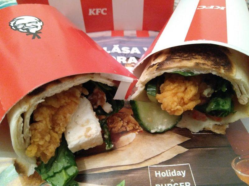 summer twister KFC