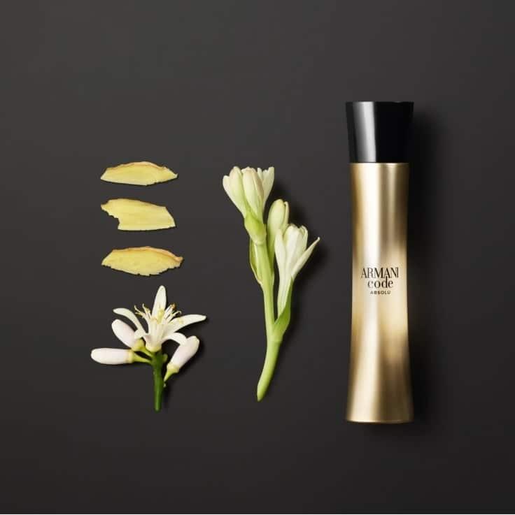Armani Code Absolu eau de parfum pentru femei