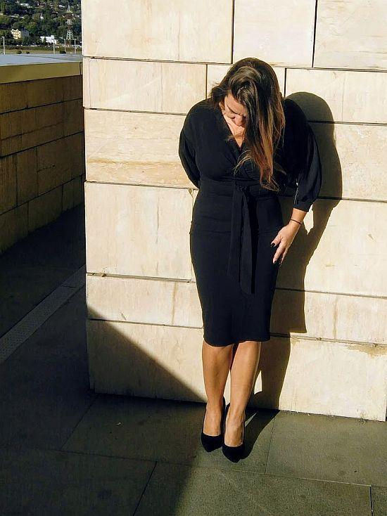 office style dress