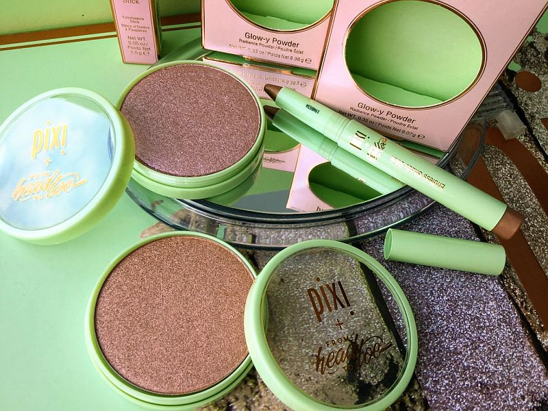 PIXI & From Head to Toe