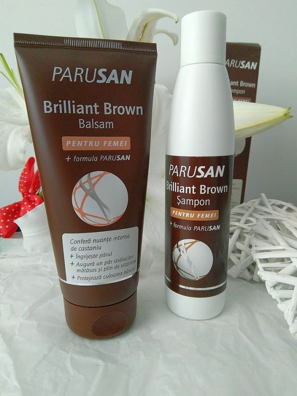 PARUSAN Brilliant Brown