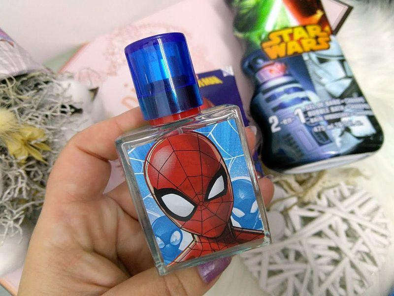Ultimate Spiderman eau de toilette pentru copii