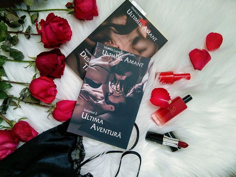 """Recenzie serie """"Ultimul amant"""" de Viorica Lupu"""