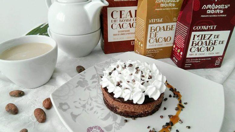 cacao cruda