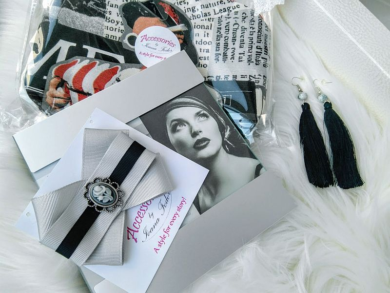 Accessories by Ioana Fodor Review