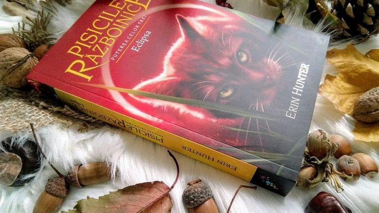 Pisicile Razboinice, vol 16 - Eclipsa de Erin Hunter recenzie