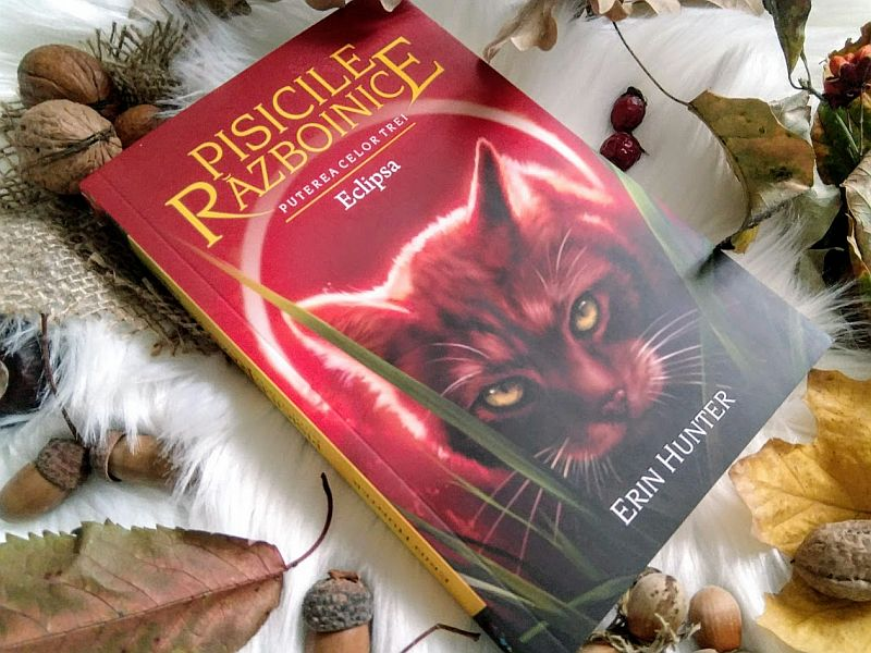 Pisicile Razboinice, vol 16 - Eclipsa de Erin Hunter