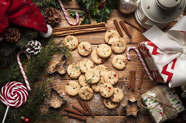 cookies de craciun