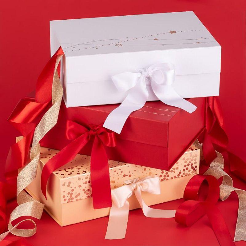 cum impachetz frumos cadouri de Crăciun
