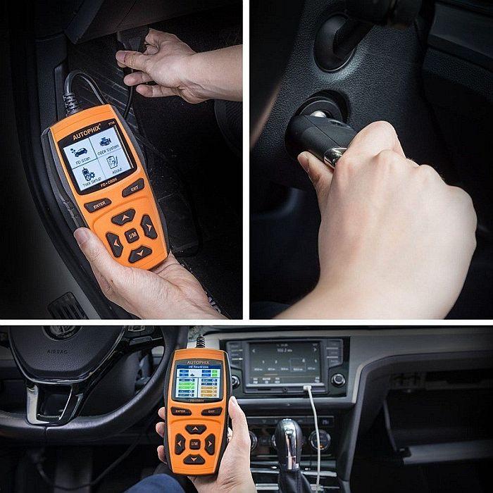 interfata diagnoza auto profesionala obd