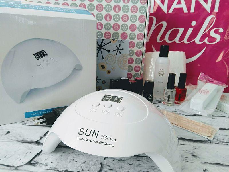 lampă SUN 7 plus- NANI LED 48 W pareri