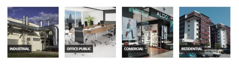 Evolve Engineering SRL servicii proiectare instalatii