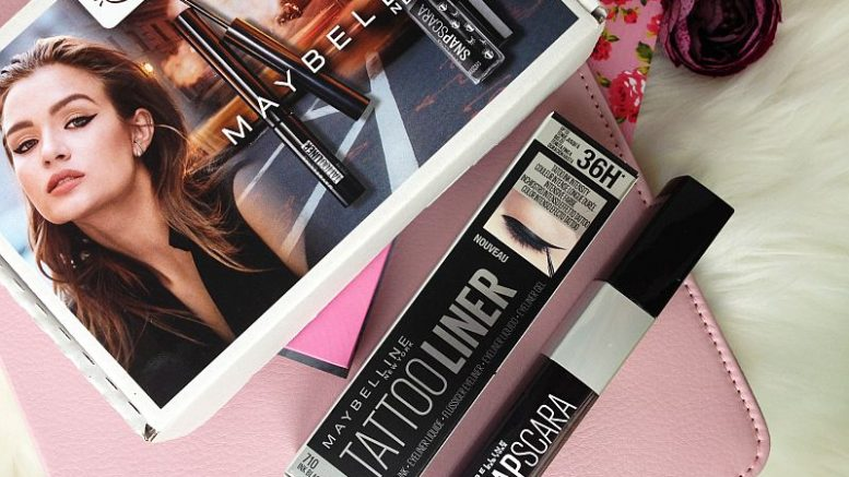 Review Maybelline New York Snapscara & Tattoo Liner