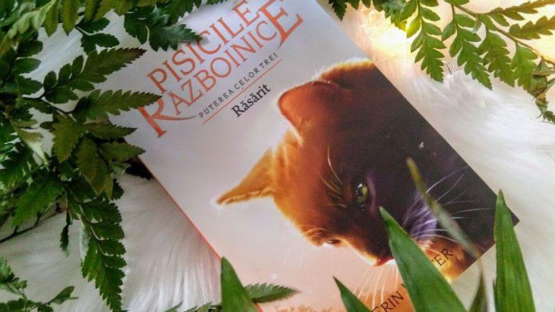 Pisicile Razboinice Vol.18 Rasarit de Erin Hunter