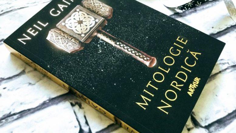 Mitologie Nordică de Neil Gaiman