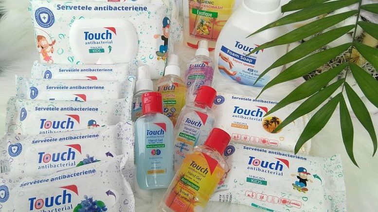 touch antibacterial