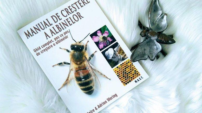 Manual de creștere a albinelor de Claire și Adrian Waring
