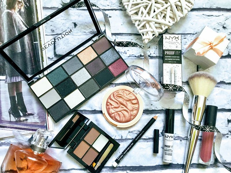 Machiaj de zi cu produse Makeup Revolution