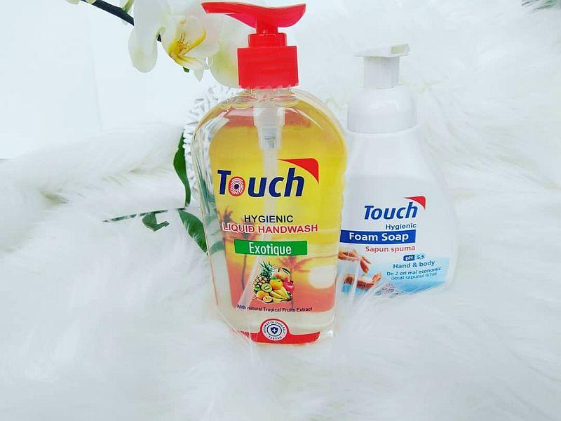 sapun lichid antibacterial