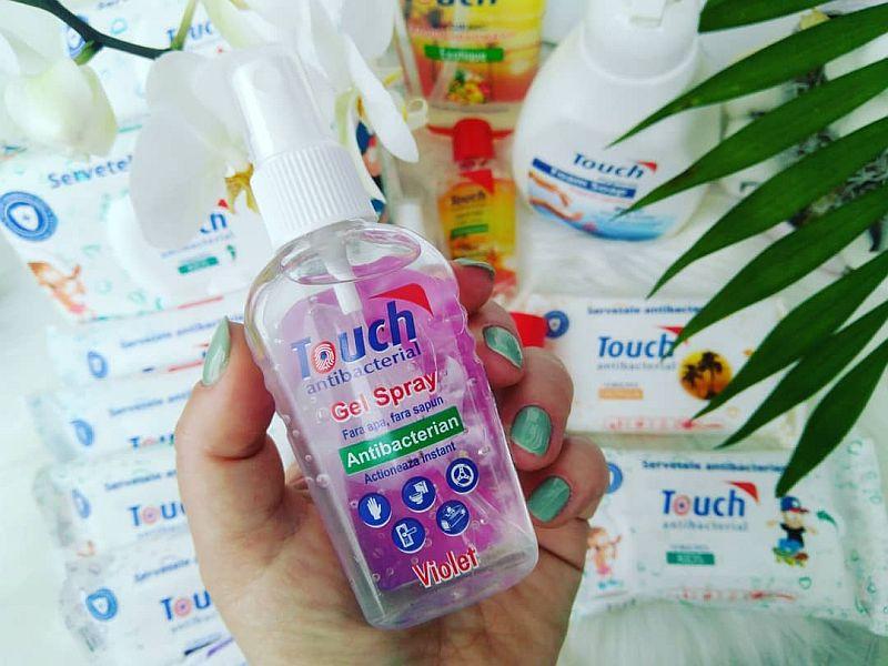 sapun touch antibacterial