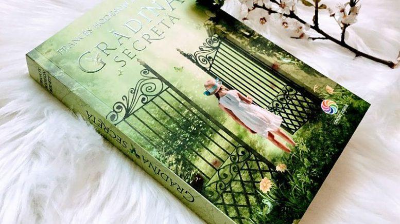 Gradina secreta de Frances Hodgson Burnett