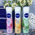 noua gama in editie limitata NIVEA Fresh