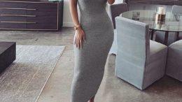rochii lungii elegante