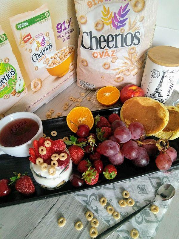 Nestle Cheerios ovaz