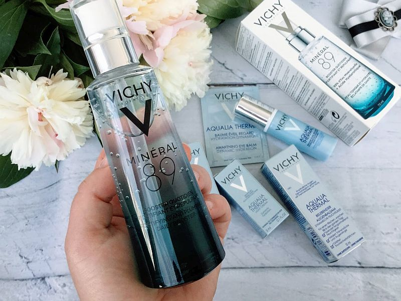 Vichy Minéral 89 booster hialuronic fortifiant