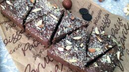Brownie ciocolatoasă