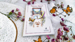 Fluturele Monarh de Leonida Ivel