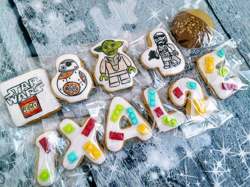 star wars biscuiti