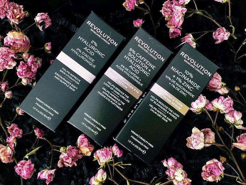 Revolution Skincare - seruri de faţă