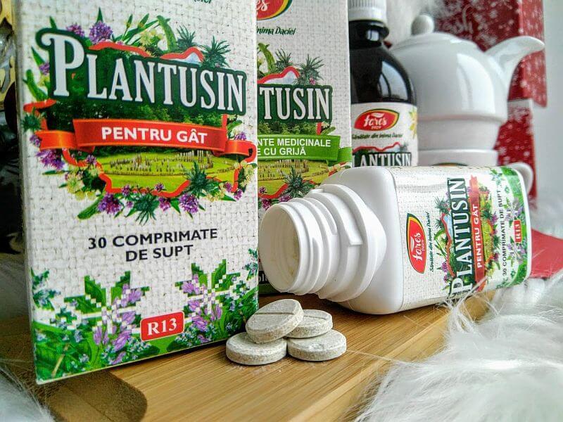 plantusin comprimate de supt