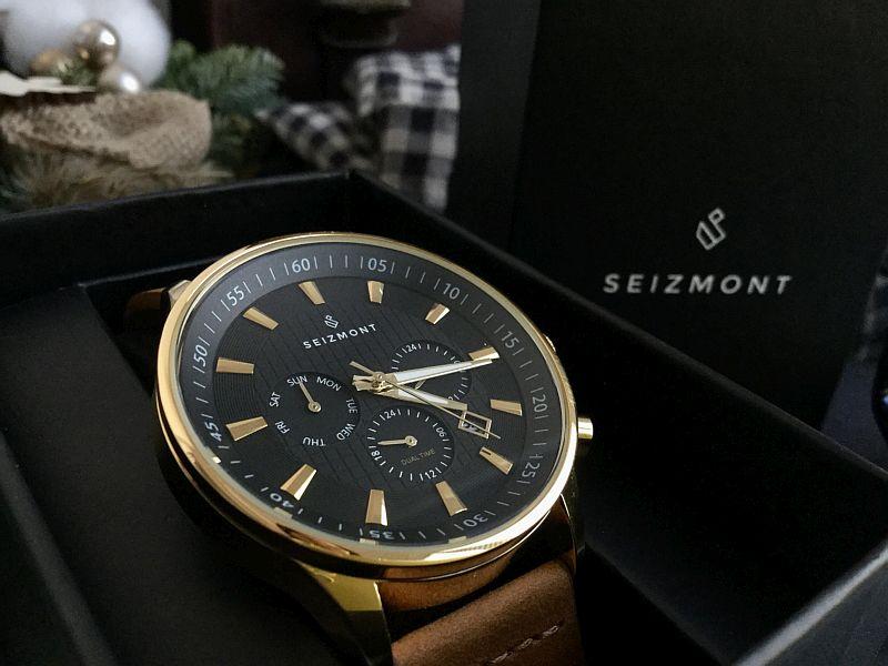 seizmont watch review