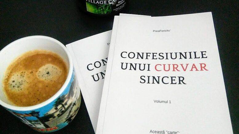 Confesiunile unui curvar sincer de Daniel Ghigea